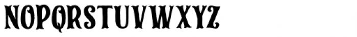 SparkPlug Serif Font UPPERCASE