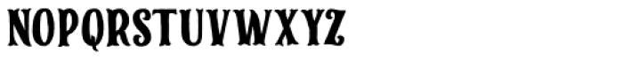 SparkPlug Serif Font LOWERCASE