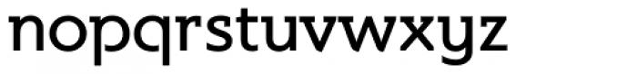 Spartacus Medium Font LOWERCASE