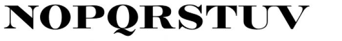 Speakeasy Modern Font UPPERCASE