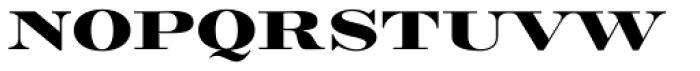 Speakeasy Modern Font LOWERCASE