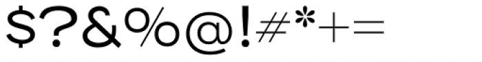 Speakeasy Sans Font OTHER CHARS