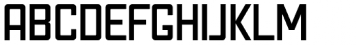 Specific Font LOWERCASE