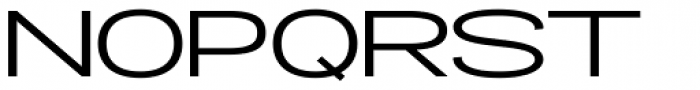 Specify Extra Expanded Medium Font UPPERCASE