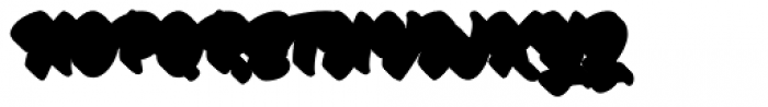 Specta Retro Script Extrude Font UPPERCASE