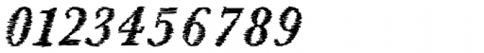 SpeedSketch Font OTHER CHARS