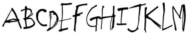 Spektakel Font UPPERCASE