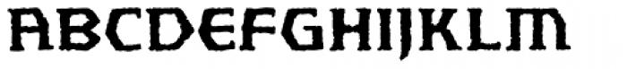 Spellbreaker BB Font LOWERCASE