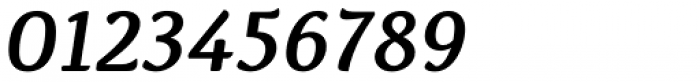 Spencer Medium Italic Font OTHER CHARS