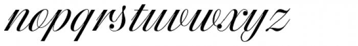 Spencerio Font LOWERCASE