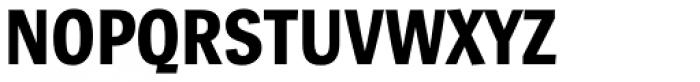 Spiegel Cond Bold Font UPPERCASE