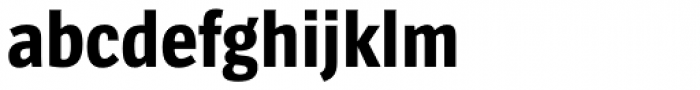 Spiegel Cond Bold Font LOWERCASE
