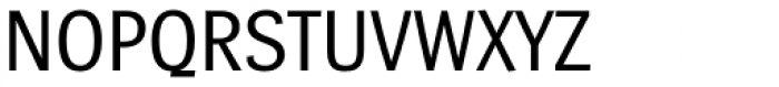 Spiegel Cond Regular Font UPPERCASE