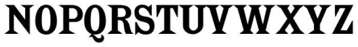 Spike Bold Font UPPERCASE
