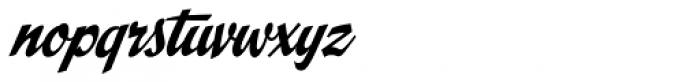 Spills Base Font LOWERCASE