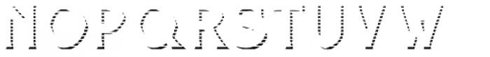 Spillsbury Shadowed Duo Blocking Font UPPERCASE