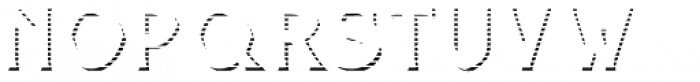 Spillsbury Shadowed Duo Blocking Font LOWERCASE
