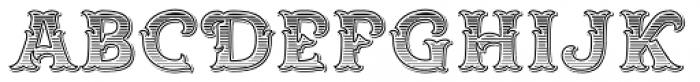 Spirit Board Regular Font UPPERCASE