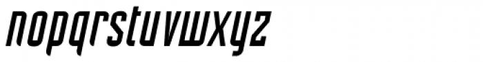 Spitting Image Bold Italic Font LOWERCASE