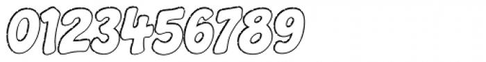 Splashdown Open Font OTHER CHARS