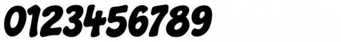Splashdown Font OTHER CHARS