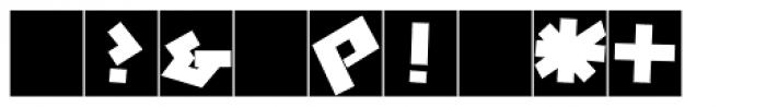 Spontan Initials Font OTHER CHARS