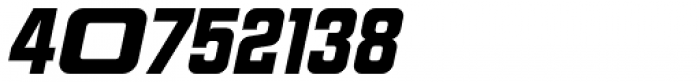 Sport Numbers Font OTHER CHARS