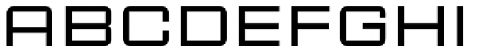 Sporty Pro Light XP Font LOWERCASE