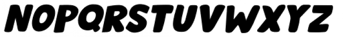 Springwood Display Italic Font LOWERCASE
