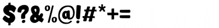 Springwood Display Regular Font OTHER CHARS