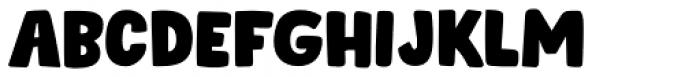 Springwood Display Regular Font LOWERCASE