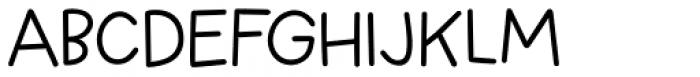 Springwood Line Bold Font LOWERCASE
