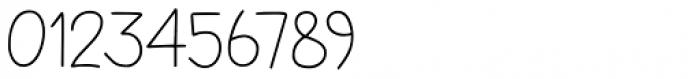 Springwood Line Regular Font OTHER CHARS