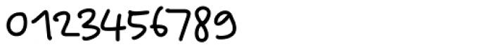 Springwood Note Regular Font OTHER CHARS
