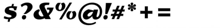 Sprint Pro Regular Font OTHER CHARS