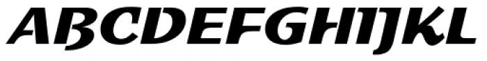 Sprint Pro Regular Font UPPERCASE