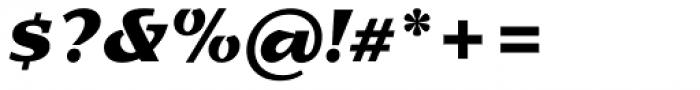 Sprint Std Regular Font OTHER CHARS