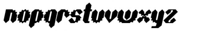 Sprokett Outerkog Italic Font LOWERCASE