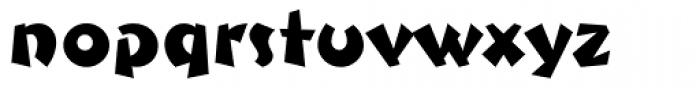 Sputnik Regular Font LOWERCASE