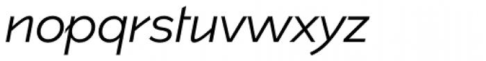 spectators headline Book Italic Font LOWERCASE