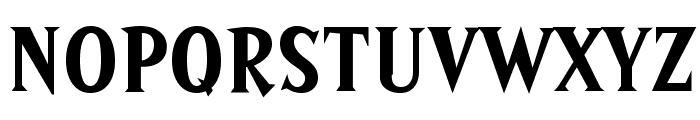 Sprocket BT Font UPPERCASE
