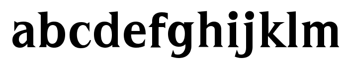 Sprocket BT Font LOWERCASE