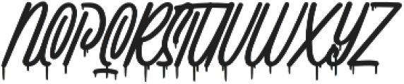 Squizers Marker Regular ttf (400) Font UPPERCASE
