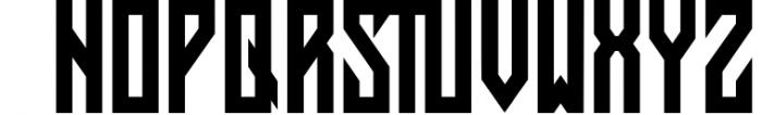 Squareslam sports and esports font Font UPPERCASE