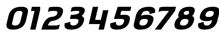 Square Antiqua Bold Oblique Font OTHER CHARS
