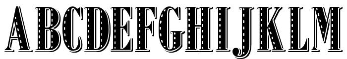 Squeal Piggy Font UPPERCASE