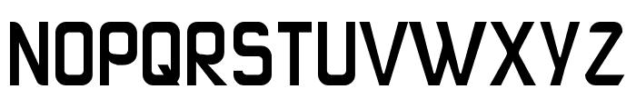 squareiMM Font UPPERCASE