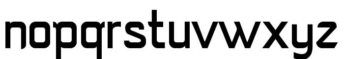 squareiMM Font LOWERCASE