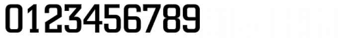 Square Slabserif 711 Medium Font OTHER CHARS