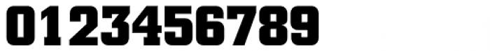 Square Slabserif 711 Pro Bold Font OTHER CHARS